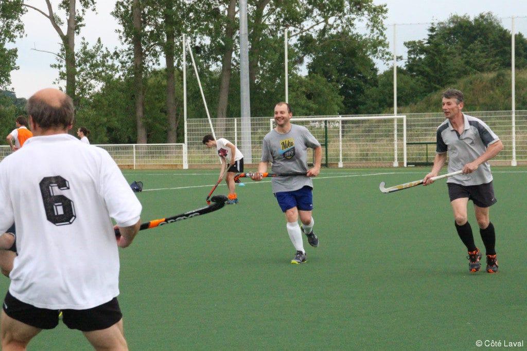 Hockey tour for veterans