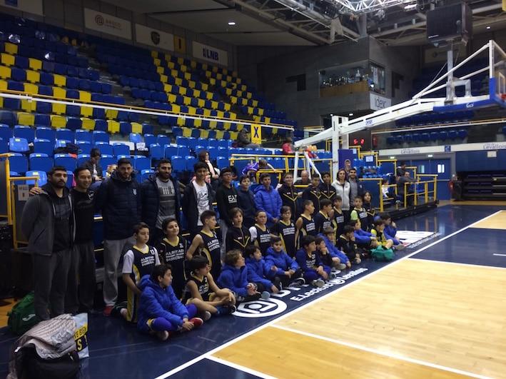 junior basketball tour to Paris