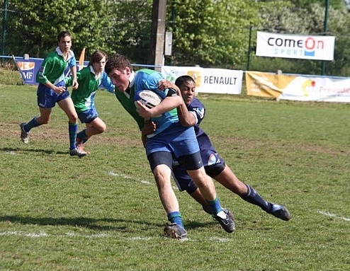 junior rugby tournament france