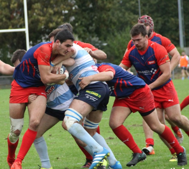 rugby tour to Champagne
