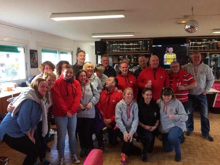veterans rugby tour to France