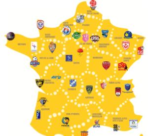 team travel arrangements to France