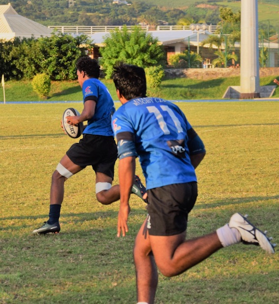 U18' rugby tour