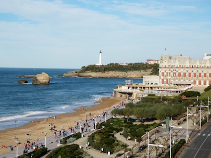 rugby tour biarritz 2020