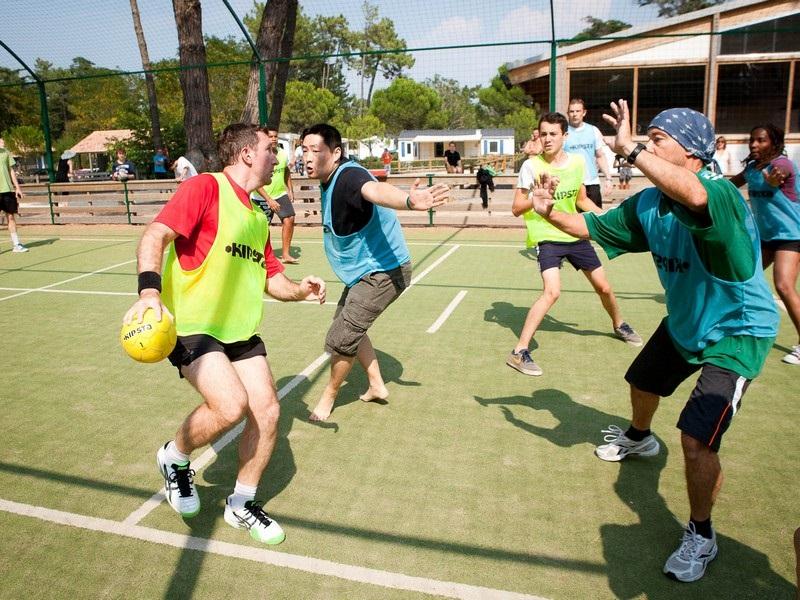 handball ile d'oléron