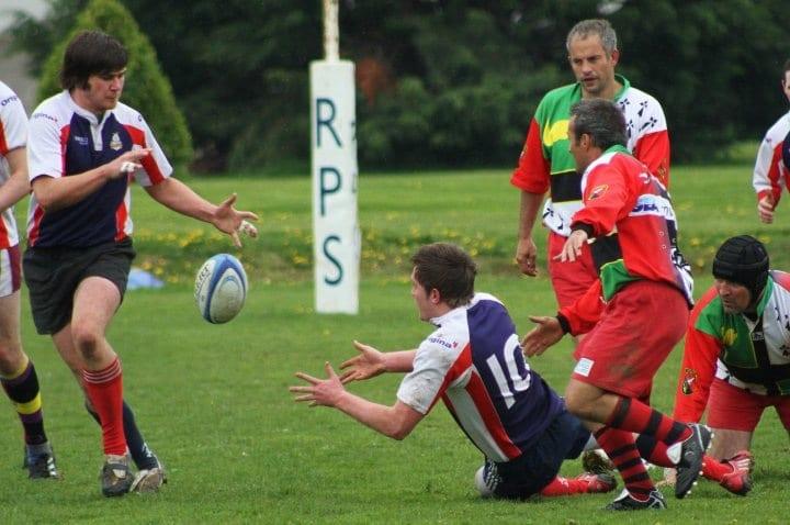 Rugby Vétérans Prague