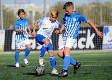 U13 soccer festiva spain