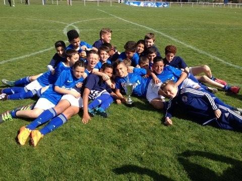 U13 football festival france