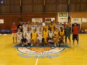 international basketbll tournaments France