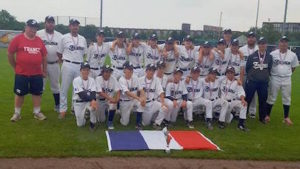 baseball tour to Paris, ComeOn Sport
