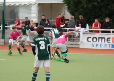 U13 hockey tour to France
