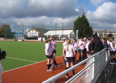 U14 hockey tour girls hockey