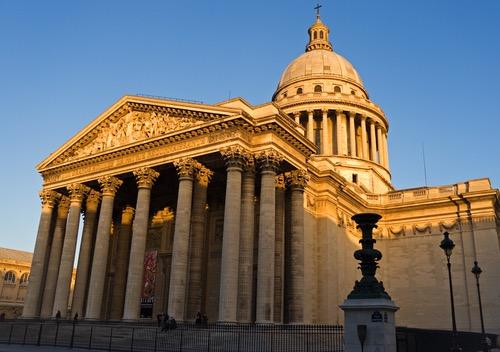 pantheon-paris-basketball trip