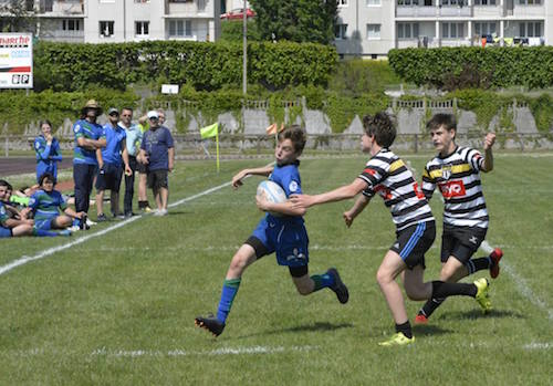 rugby U14s tournament France 2020