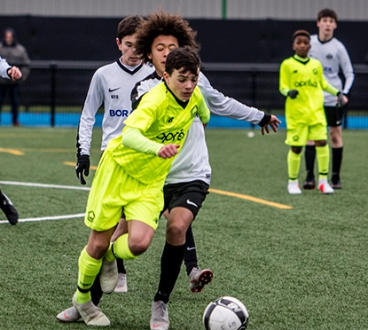 U13 football tournament lille