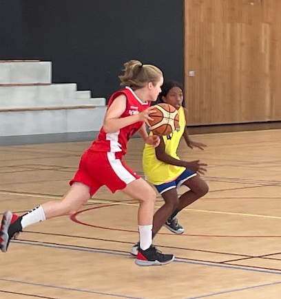 youth basketball trips for boys and girls France