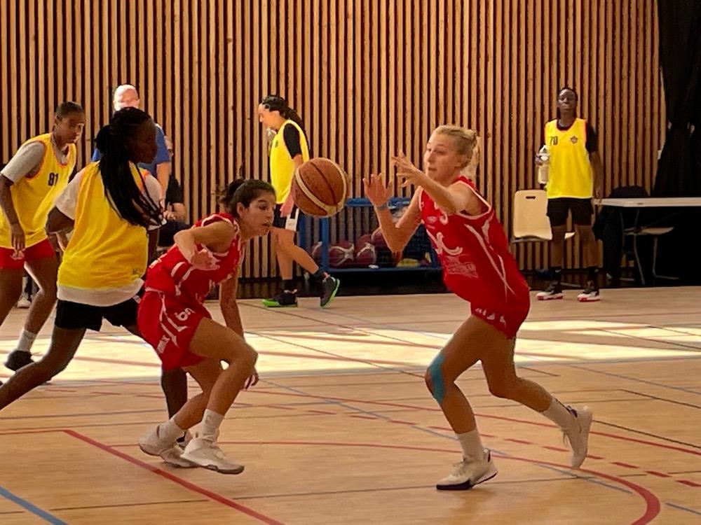 basketball tournament girls france